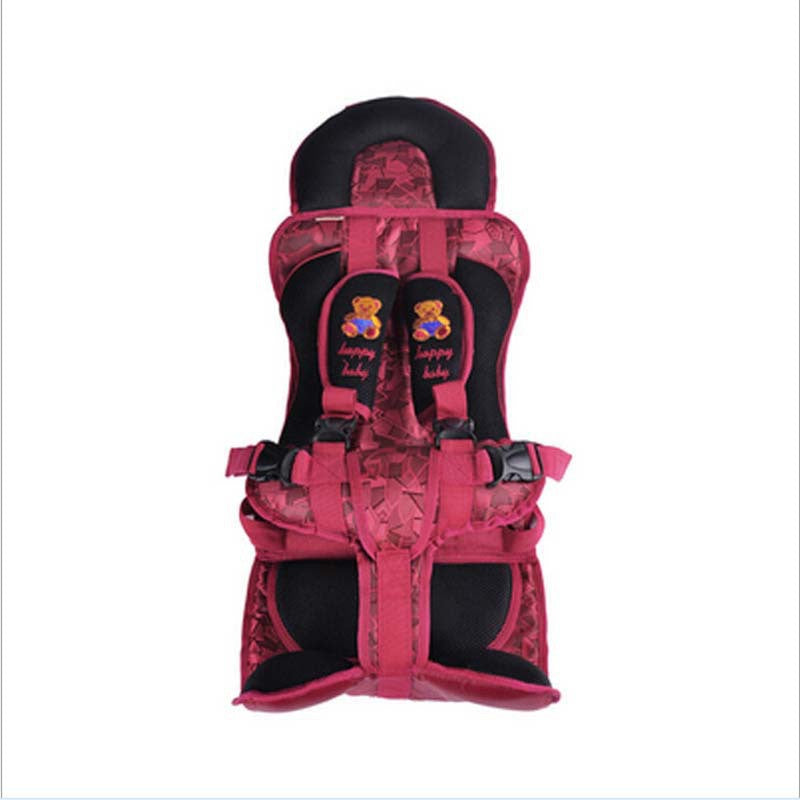 Car child safety seat cushion car child seat cushion baby seat cushion 3-12 years old