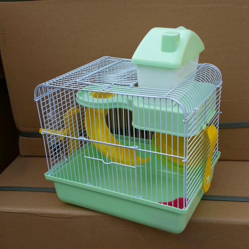 Large luxury hamster cage available for wholesale Hamster nest Contains small house hamster supplies