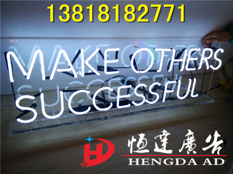 Brand neon tag neon exclusive custom neon signboard supply neon tag factory direct