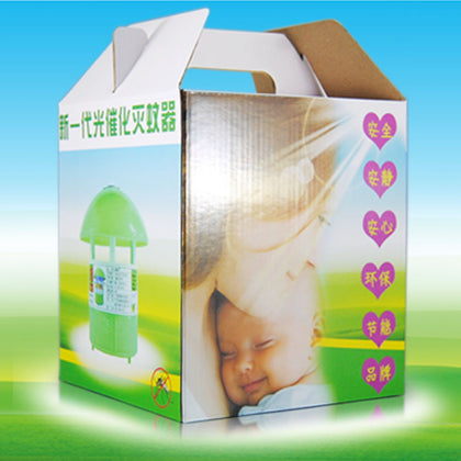 Special bright non-radiation household mosquito killer pregnant women baby mosquito lamp LED photocatalyst mosquito killer