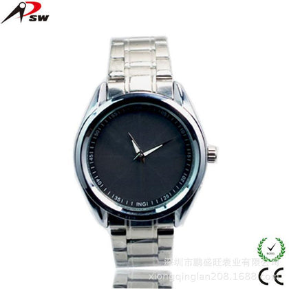 Custom-made various alloy solar wave watch German and Japanese single frequency signal strong automatic timing radio wave watch