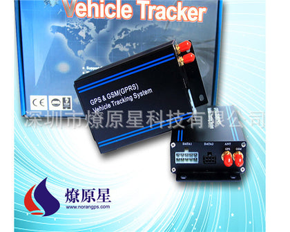 120 GPS vehicle tracker manufacturer for emergency vehicle deployment, positioning, and camera monitoring