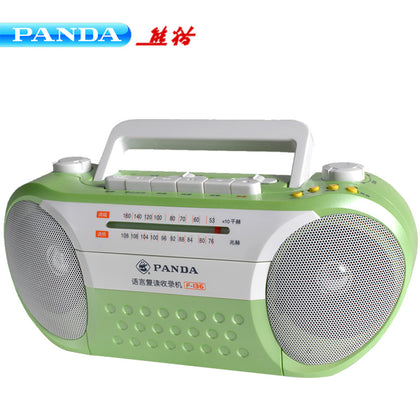 PANDA/Panda F-136 Recorder Repeater Tape Drive Recorder Player English Learning Machine