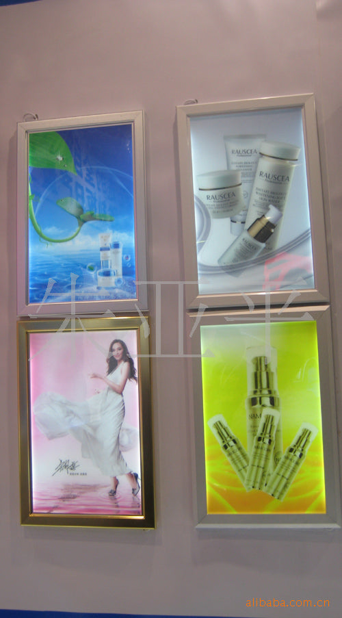 Factory direct high quality LED light box LED slim light box LED advertising light box custom aluminum light box