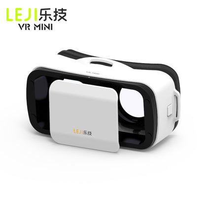 Music technology vr glasses vr box3 virtual reality glasses headset vrbox mobile phone 3D smart digital glasses