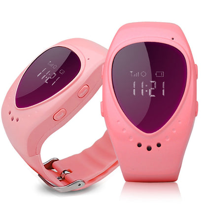 Tianshenxia child positioning watch intercommunication phone GPS locator tracking watch dual mode positioning watch
