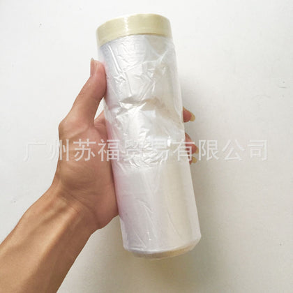 Automotive paint masking film Protective film 25M*1.1M Full size enough Thick film High quality textured paper
