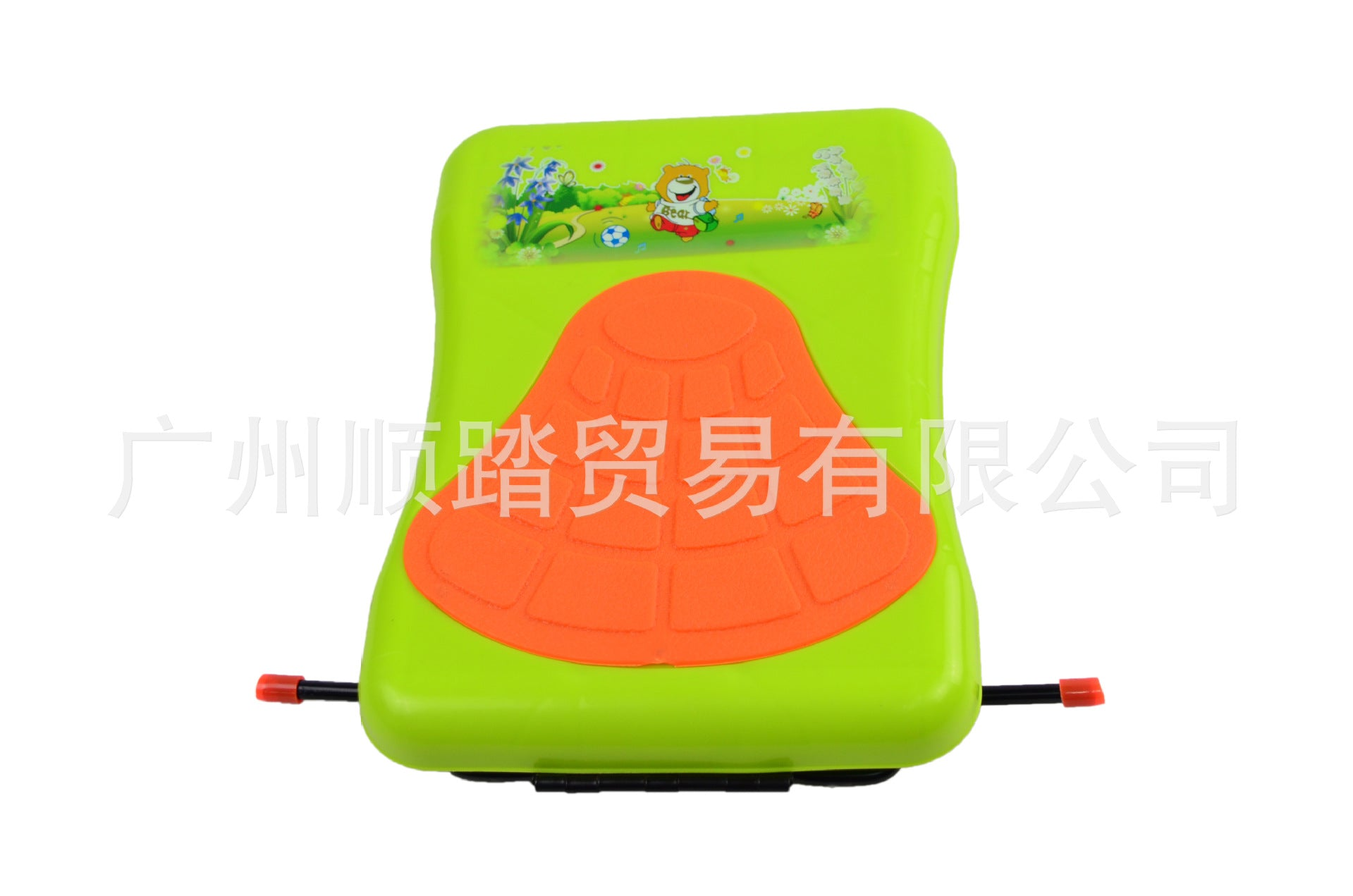 Child seat Female electric motorcycle electric folding seat Folding seat
