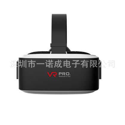 VR one machine 5.5 inch 1080P screen 3D glasses eight core CPU panoramic video helmet Android wifi