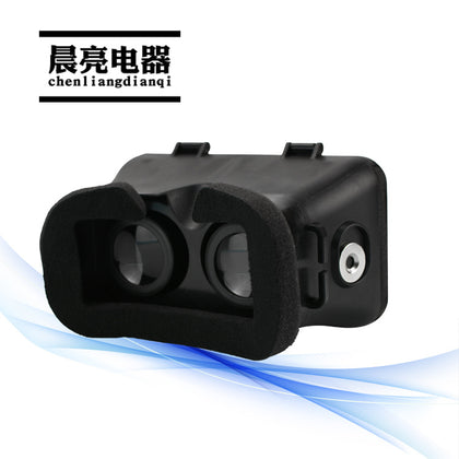 Factory direct 3dvr glasses mobile 3d theater virtual reality scene