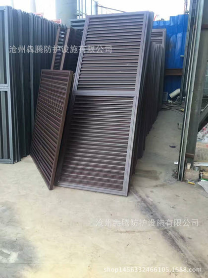 【Factory direct sales】Beautiful push-pull shutters