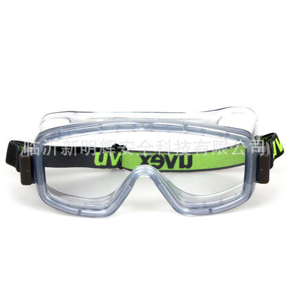 UVEX Euphorius 9405714 protective eye mask anti-fog transparent goggles can be used simultaneously with myopia