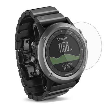 Suitable for Garmin Garmin Fenix3 smart watch protective film Fly resistant 3 HD protective film
