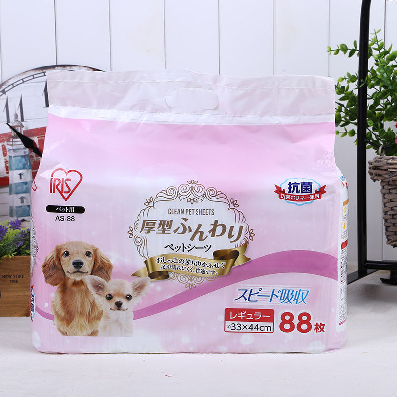 IRIS Alice Diapers Pet Diapers Alice Thick Dog Pediatric Pets Diapers Diapers Deodorant Pads