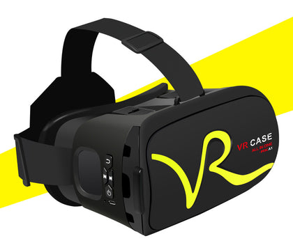Mobile phone 3D glasses BUY+ shopping VR glasses vr glasses vr case A1 head-mounted virtual glasses