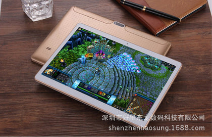 9.6-inch quad-core tablet 4G LTE 800*1280 Android 5.1 tablet 1G/16G factory wholesale