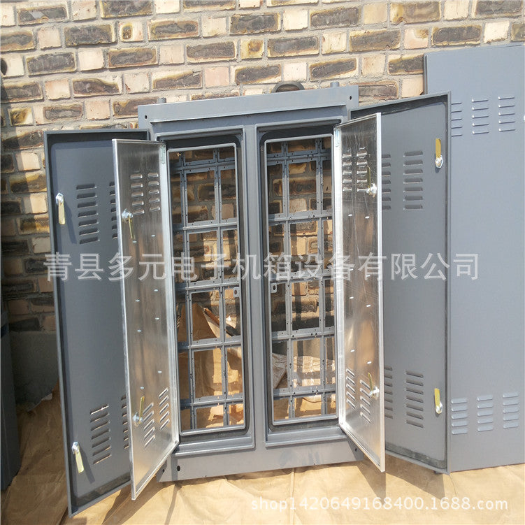 Qingxian Sheet Metal Company produces display aluminum case