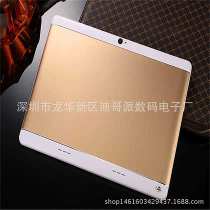 10-inch tablet production custom dual card 3G call IPS high-definition screen Bluetooth GPS factory direct sales