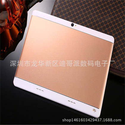 Cross-border tablet new flat 10 inch tablet 3G call HD screen WiFi Bluetooth Android 7.0