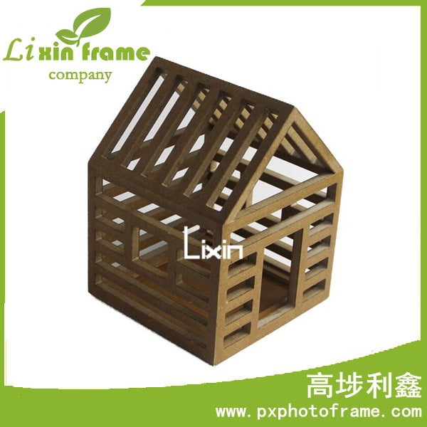 【Hot selling】Creative wooden rabbit nest Special high-end cage for rabbits Handmade