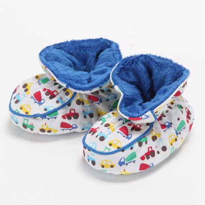 0-1 year old baby shoes spring and autumn children's shoes cartoon step before shoes baby toddler shoes non-slip floor shoes