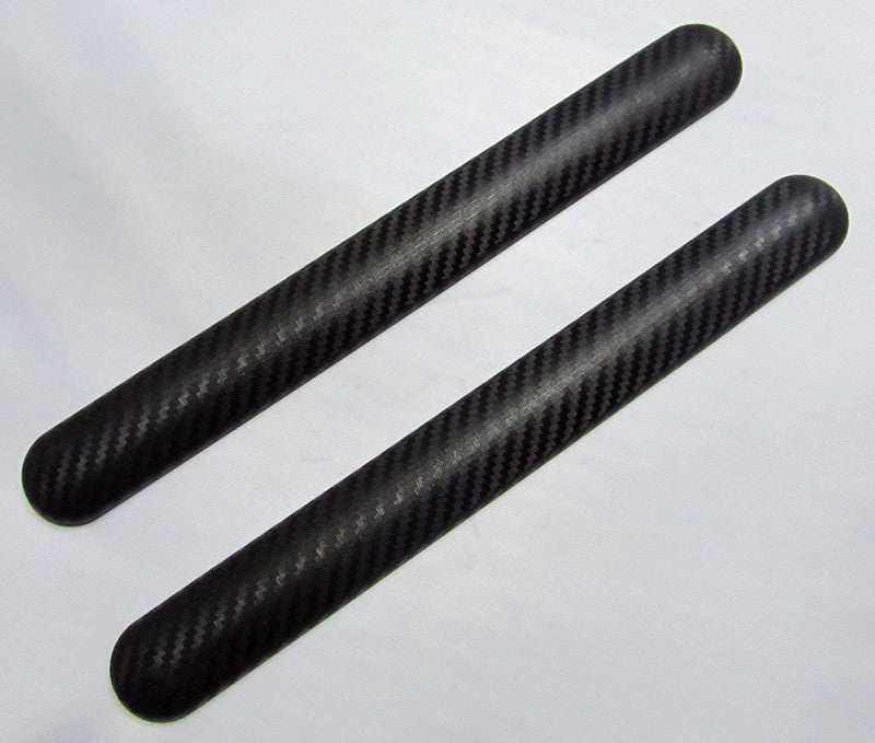 Car universal anti-collision strip surrounded by scratch-resistant strip TM-513 carbon fiber plaid
