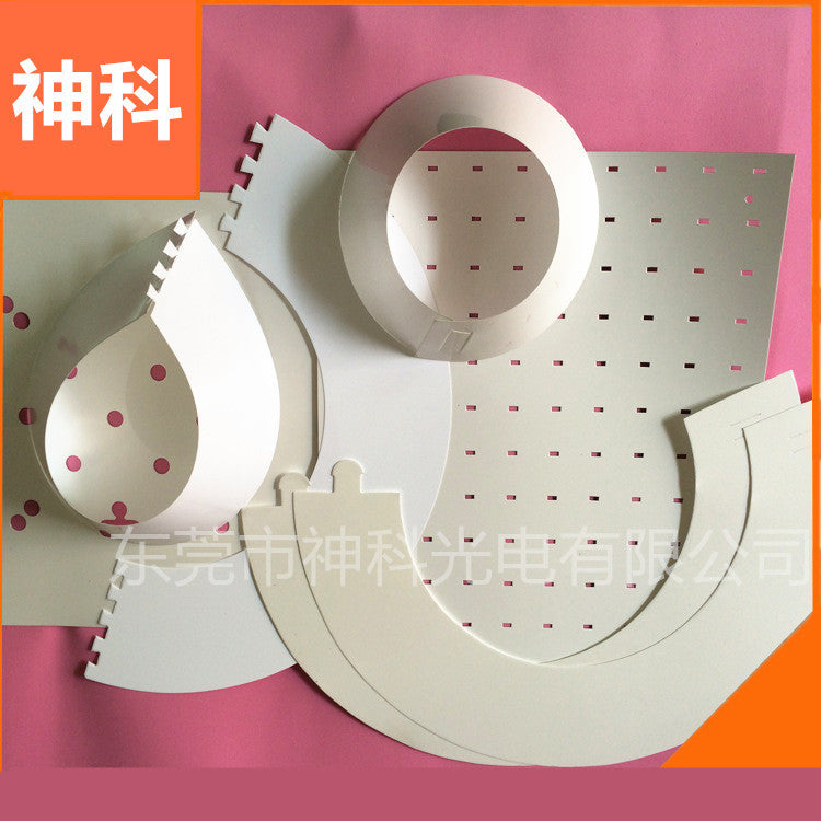 Manufacturer low price PET white reflective film|LED reflective film|lamp accessory reflection film