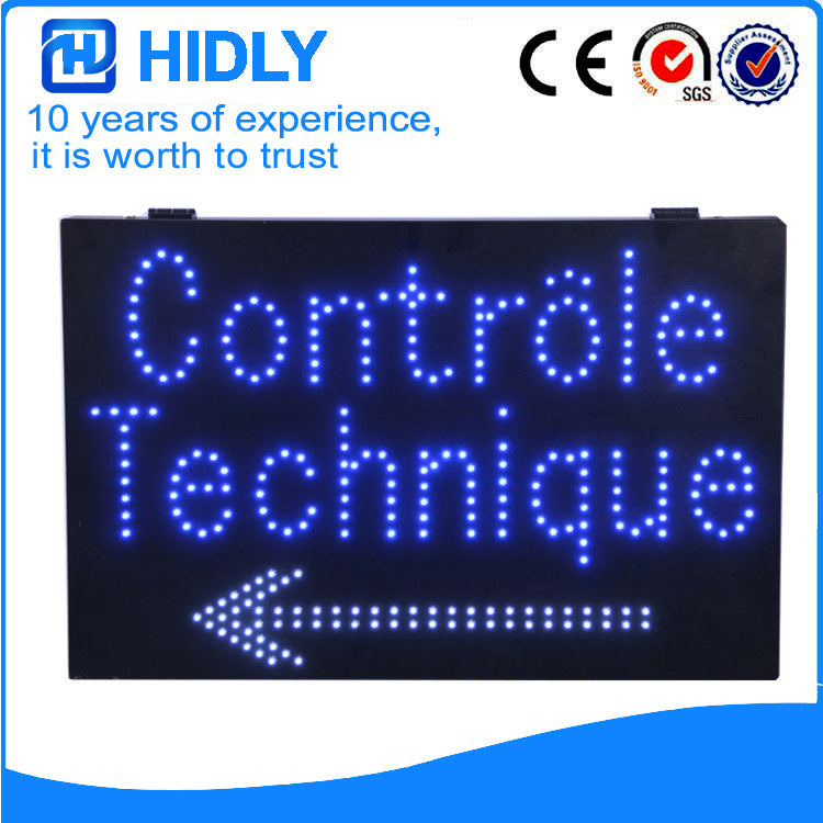 2018 new products highlight high quality LED all kinds of colorful electronic advertising signs content can be customized