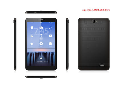 Factory direct 8 inch tablet PC 3/4G call tablet quad core metal shell business phone MTK8321