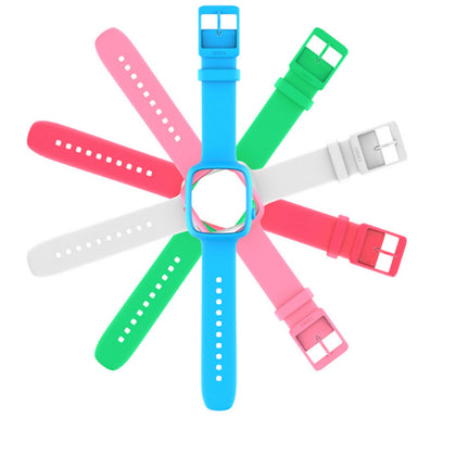 360 Children's Phone Watch Strap Badiron SE Smart Watch Strap Sport Replacement Strap Color Wrist Strap