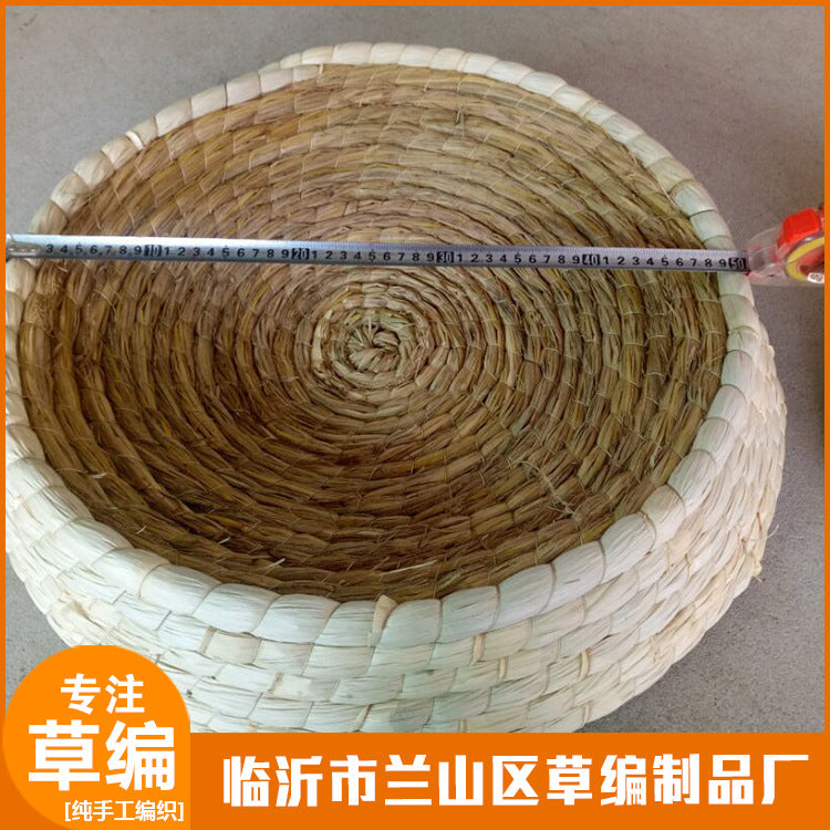 Straw cat litter chicken nest ostrich nest kennel straw beet nest grass nest bird nest hatching breeding pot four seasons universal