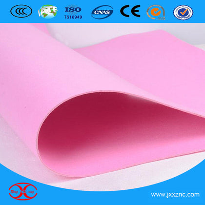 Jiangxi Xiezhong factory self-produced direct industrial supplies materials needled non-woven fabric color environmental protection cotton 180g