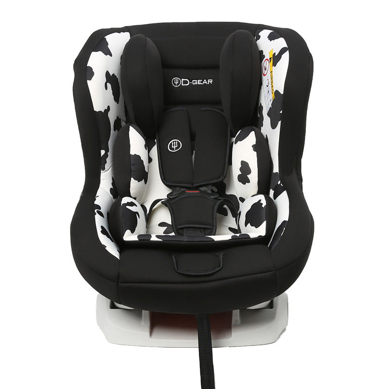 Manufacturers produce new child safety seats 3-12 years old universal seat Car simple reclining safety chair