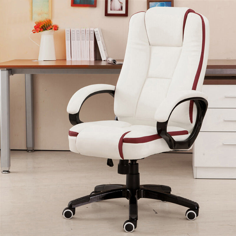 Modern fashion swivel chair office chair leather swivel chair ergonomic staff chair leisure swivel chair quality assurance