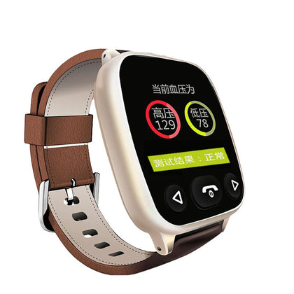 H01C heart rate blood pressure gps positioning watch old smart phone watch smart bracelet blood pressure watch