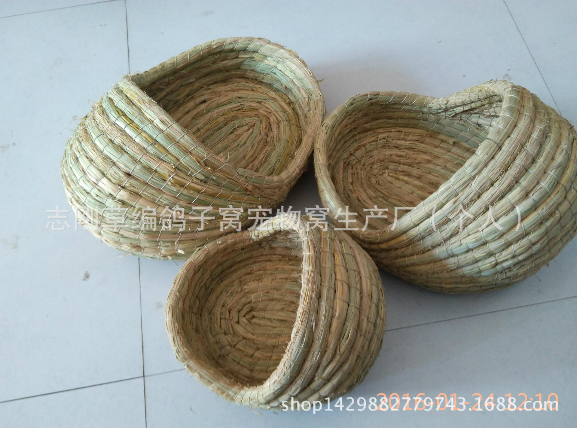 Rabbit nest cradle lop eared rabbit nest chinchillas slippers grass nest cat litter hedgehog nest grass cage molar grass nest pigeon nest