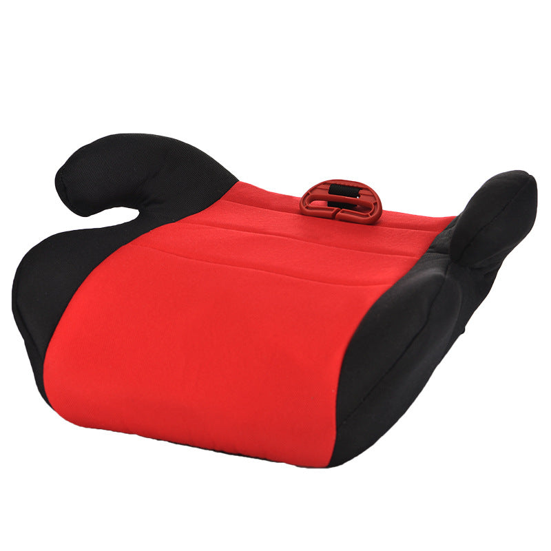 Child safety seat heightening pad for car Baby fixed meal seat pad portable simple seat 3-12 years old