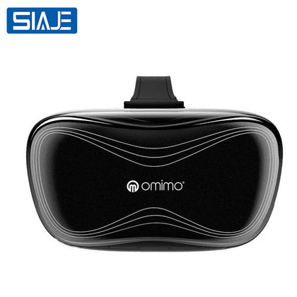 Even rice vr virtual machine panoramic game 3d glasses smart headset virtual reality vr glasses