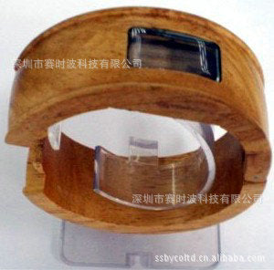 Factory direct buckle high-end fashion watch bamboo wood bracelet watch bamboo wood bracelet watch