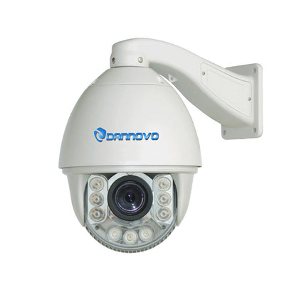 Dano 1.3 million 180 meters infrared high speed dome camera, Hitachi 216x zoom, Onvif HD million high speed dome