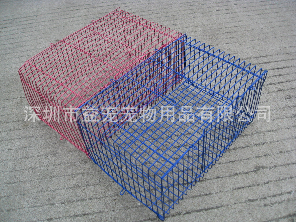 Bunny bird hamster Dutch pig simple cage Small animal transport guinea pig cage size pillow cage can be wholesale