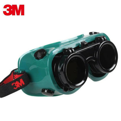 3M10197 anti-electric welding arc goggles protective eyewear gas welding copper soldering work protective protective glasses