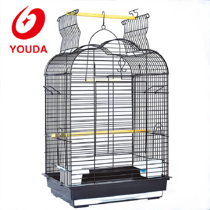 Breeding bird cage 6005 pet cage breeding parrot cage galvanized iron bird cage wholesale plating thrush bird cage