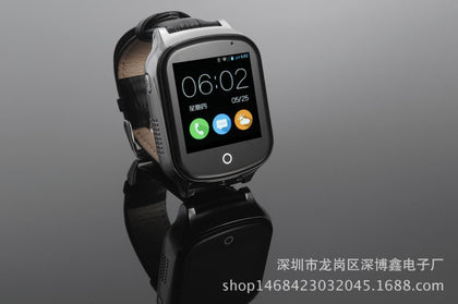 Gps positioning A19 elderly children 3G smart phone watch mobile phone tracking tracker anti-lost bracelet manufacturers