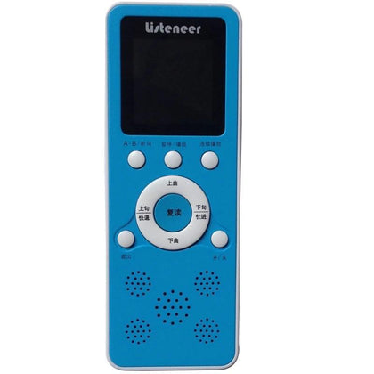 Listeneer/easy to listen MR01 listener English mp3 repeater intelligent sentence repeater recorder