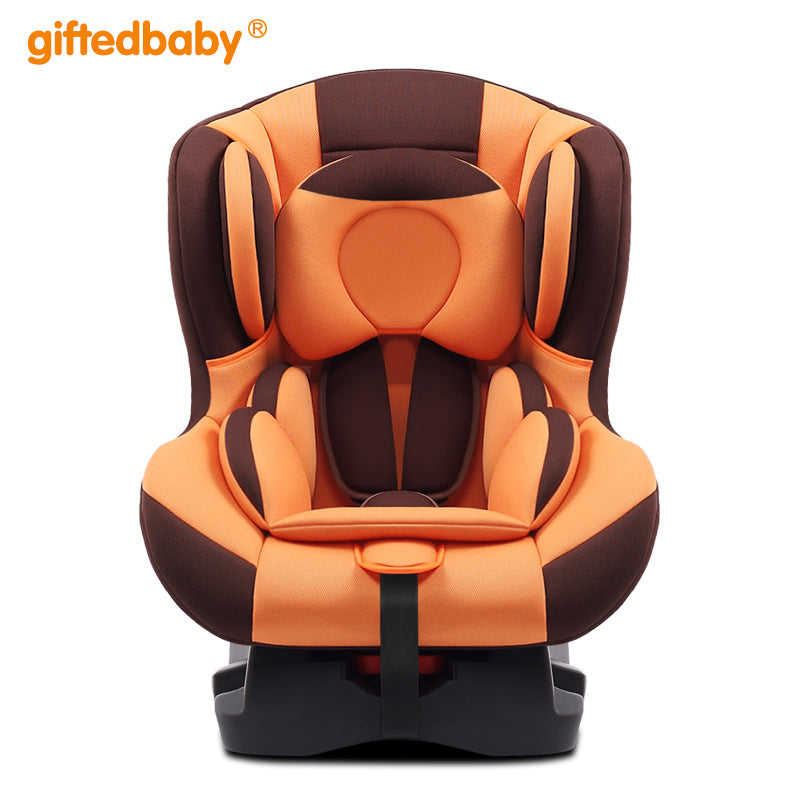 Genius baby child safety seat car with 0-4 years old baby baby simple car universal wholesale 3c