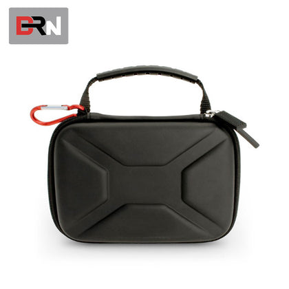 Customized high-end camera bag PU leather photography box EVA camera equipment accessories storage bag