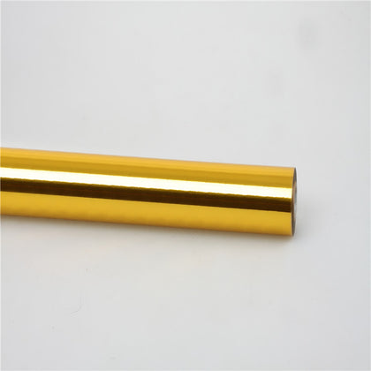 Plastic gold and silver YT-001 gold foil paper gold light gold series paper film plastic universal factory straight