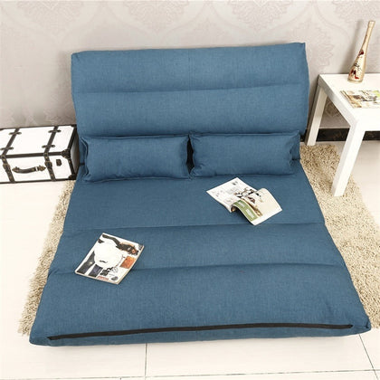 #Lacker bedroom single comfortable tatami folding double bedroom chair washable adult bed bedroom