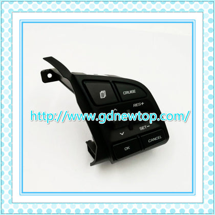 2015-2019 Hyundai Tucson Steering wheel cruise control switch